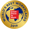 World's Best Workplaces 2019 Logo
