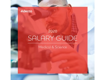 Medical & Science Salary Guide