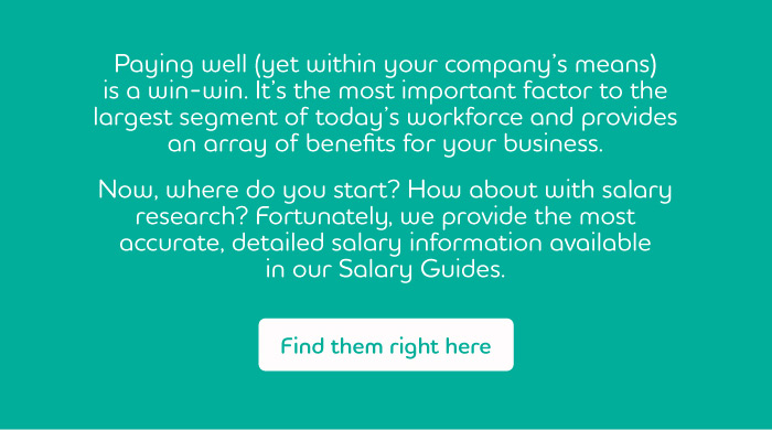 View our salary guides.