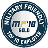 Military Friendly Employer - Top 10
